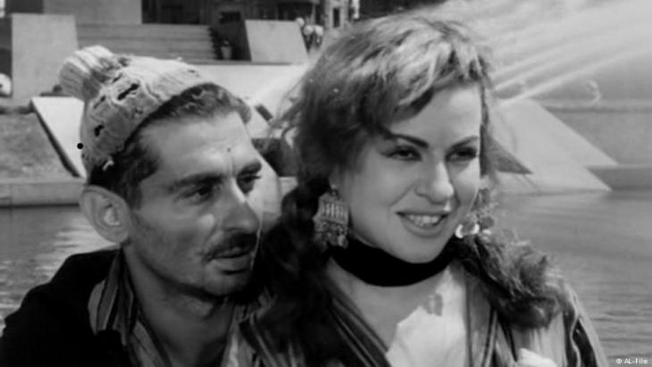 "Still from ""Cairo Station"" (source: AL Film Festival in Berlin)"