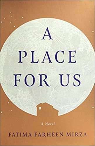 "Cover of Mirzaʹs ""A Place for Us"" (published by SJP for Hogarth)"