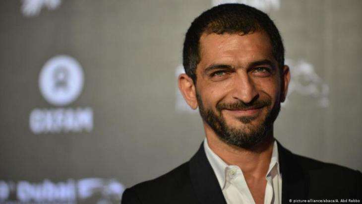 Former member of the Egyptian Actors Guild, Amr Waked (photo: picture-alliance/abaca/A. Abd Rabbo)