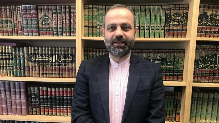 Imam Murat Gul (photo: DW/S. Serdar)