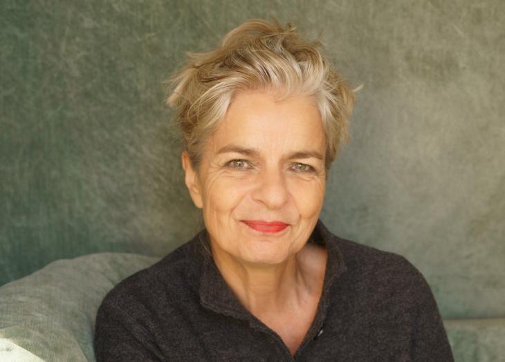 Freelance writer, journalist and Qantara columnist Charlotte Wiedemann (photo: Anette Daugardt)