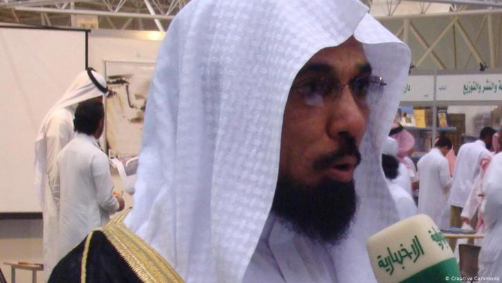 Arrested cleric Salman Al-Odah (photo: Creative Commons)