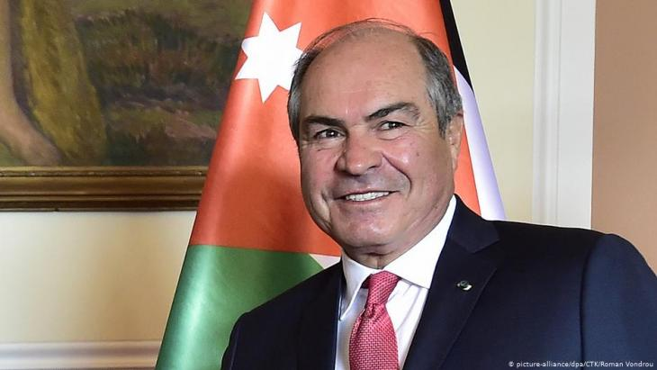 Jordanʹs former prime minister Hani Mulki (photo: picture-alliance/dpa)