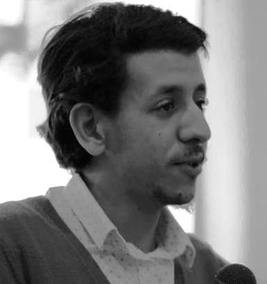 Algerian political activist Nassim Balla (source: medium.org)