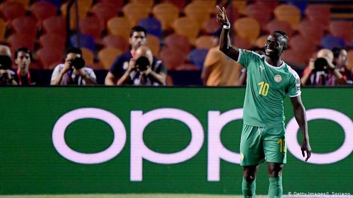 Senegal star Sadio Mane (photo: Getty Images/J. Soriano)