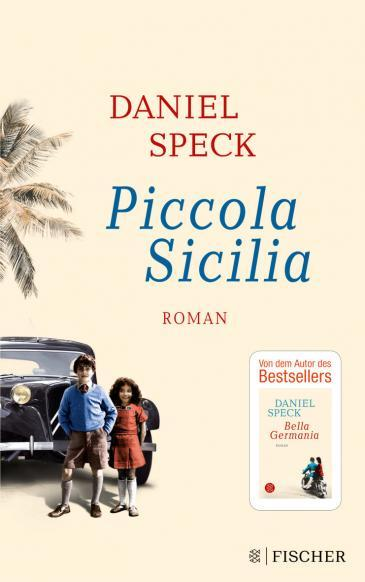 "Cover of Daniel Speckʹs ""Piccola Sicilia"" (published in German by S. Fischer)"