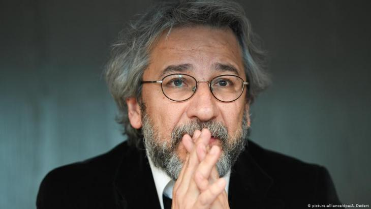 Can Dündar (photo: picture-alliance/dpa)