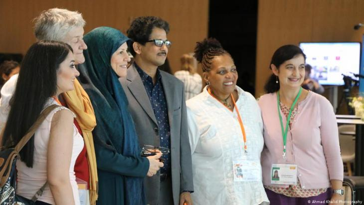 Aim of the World Assembly: bring representatives of different religions and creeds together to further mutual understanding (photo: Ahmed Khaled Photography)