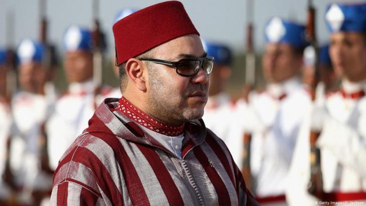 King Mohammed VI of Morocco (photo: Getty Images/C. Jackson)