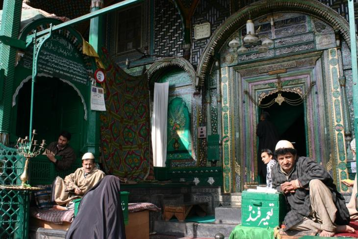 Impressions from Kashmir (photo: Marian Brehmer)