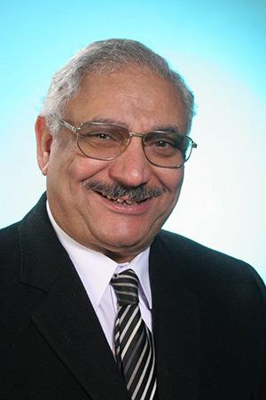 Dr. Tharwat Kades (photo: Hesse Forum for Religion and Society)