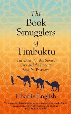 "Cover of Charlie Englishʹs ""The book smugglers of Timbuktu"" (published by Harper Collins)"