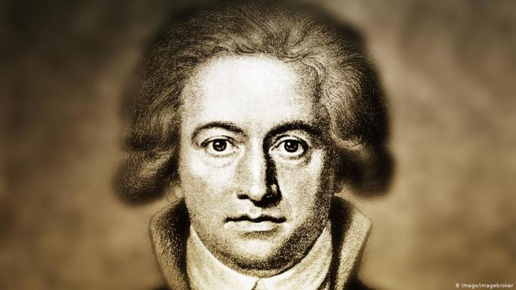 Portrait of Johann Wolfgang von Goethe (photo: Imago/Image Brooker)