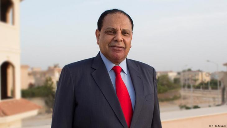 Egyptian author and columnist Alaa Al Aswany (photo: N. Al Aswany)
