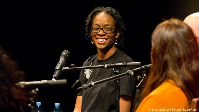 British writer and activist Sharon Dodua Otoo won the Ingeborg Bachmann-Prize in 2016