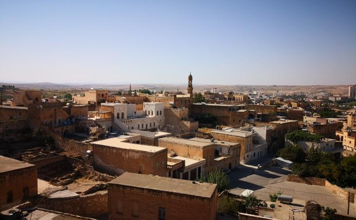 View of Midyat in south-eastern Turkey (photo: Marian Brehmer)