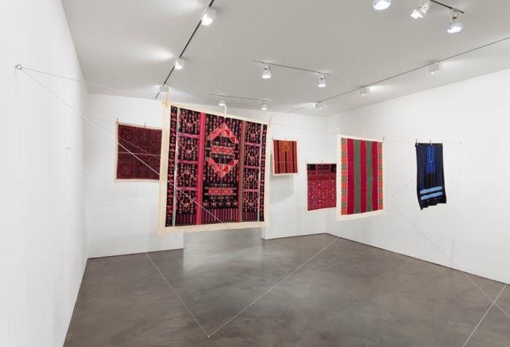 "Mona Hatoum's ""12 windows"" (source: dailyartfair.com)"