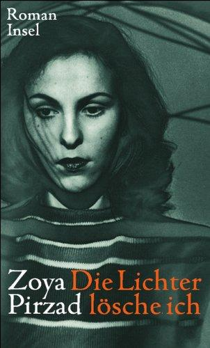 """Cover of Pirzad's """"I Will Turn off the Lights"""" (published in German by Kirchheim)"""