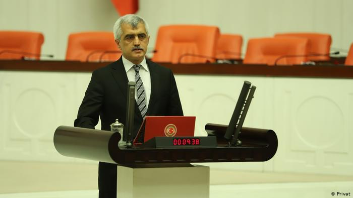 Omer Faruk Gergerlioglu, member of Turkish parliament for the HDP (photo: private)