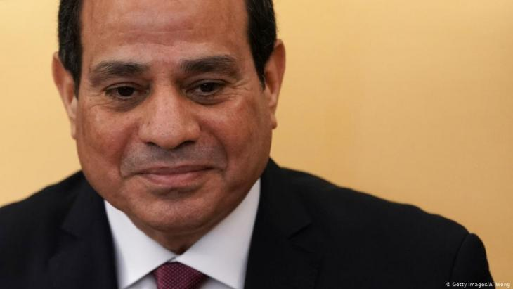 Egyptian President Abdul Fattah al-Sisi (photo: Getty Images)