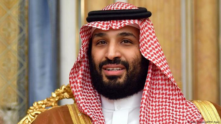 Crown Prince of Saudi Arabia Mohammed bin Salman – MbS (photo: Getty Images/AFP)