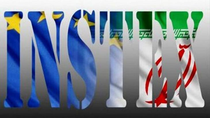 Instex logo (source: DW)