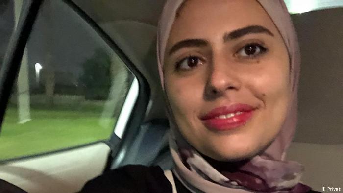Faten Jebai, media trainer in Doha (photo: private)