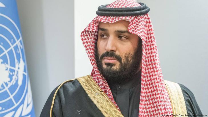 Saudi Arabia's Crown Prince Mohammed bin Salman (photo: Imago)