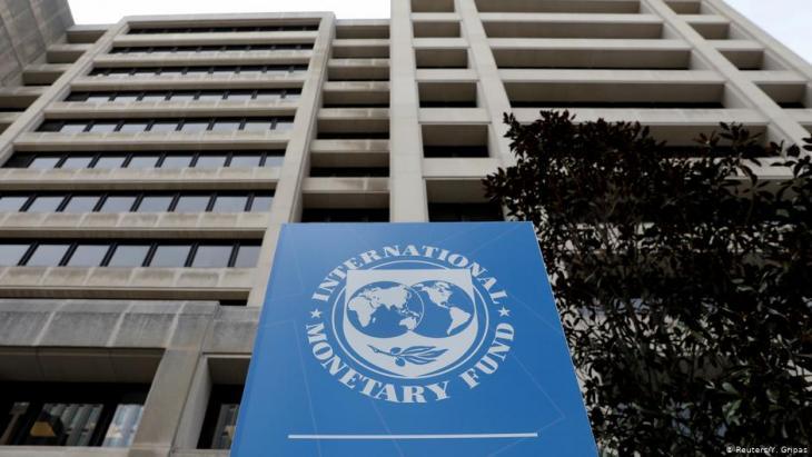 International Monetary Fund headquarters in Washington, April 2019 (photo: Reuters/Y. Gripas)