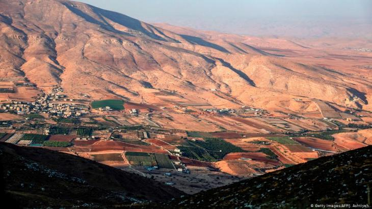 Jordan Valley (photo: AFP/Getty Images)