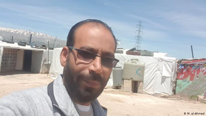 Medyen al-Ahmed (photo: Medyen al-Ahmed)