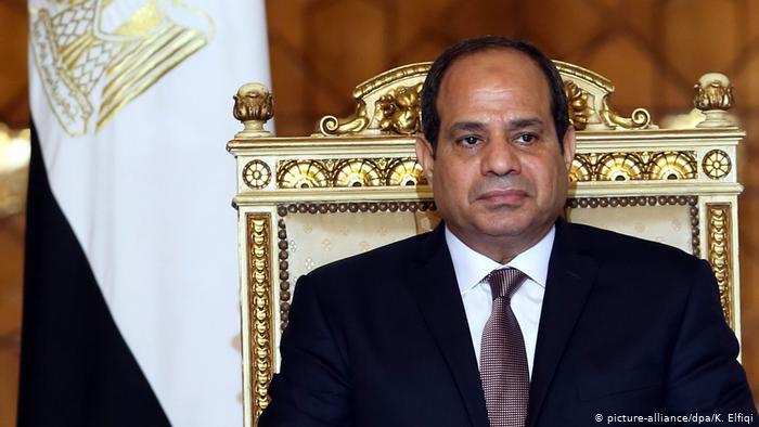 Egyptian President Abdul Fattah al-Sisi (photo: picture-alliance/dpa)