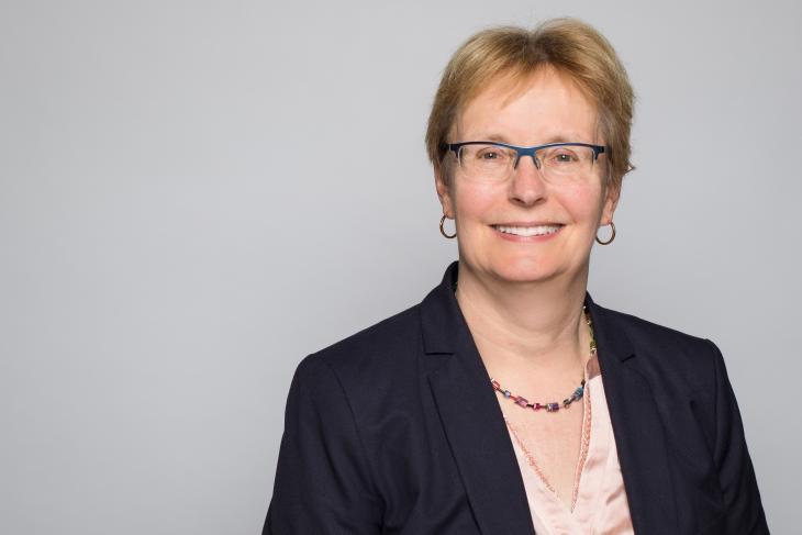 Middle East historian Ulrike Freitag (photo: Martin Funck)