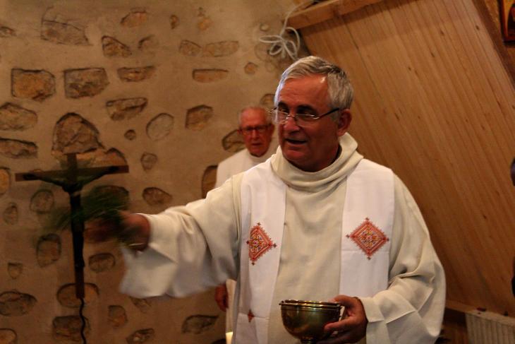 Fr Daniel Nourissat (photo: private)