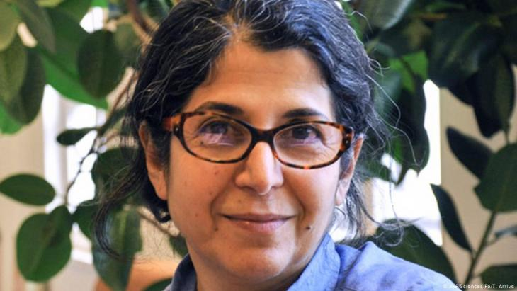 French-Iranian academic Fariba Adelkhah, arrested while on a research trip in Iran (photo: AFP/Sciences Po/T. Arrive)