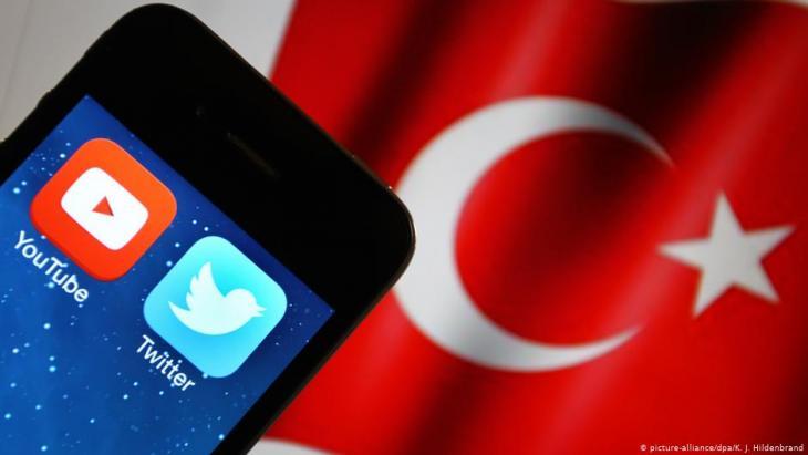 Blocking YouTube in Turkey (photo: picture-alliance/dpa/K. J. Hildenbrand)