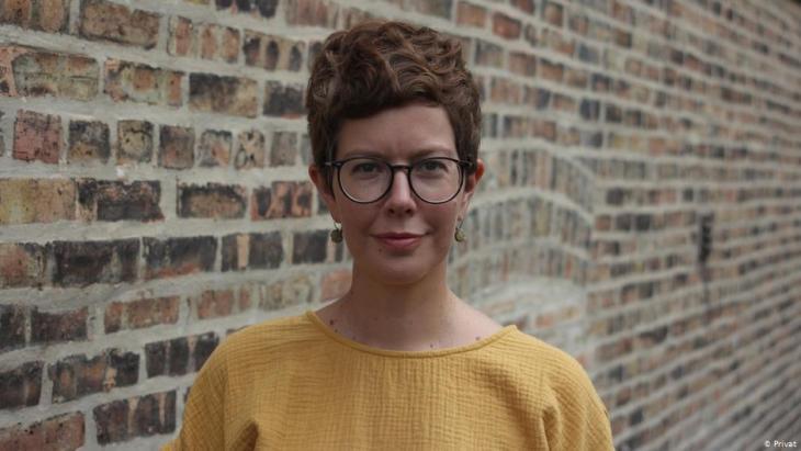Ursula Moffitt (photo: private)