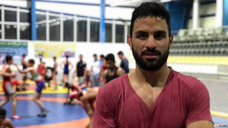 Wrestler Navid Afkari (photo: UGC)