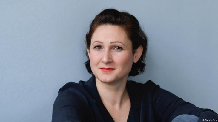 Journalist and author Ferda Ataman (photo: Sarah Eick)