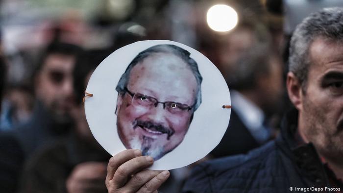 Murdered Saudi journalist Jamal Khashoggi (photo: Imago/Depo Photos)