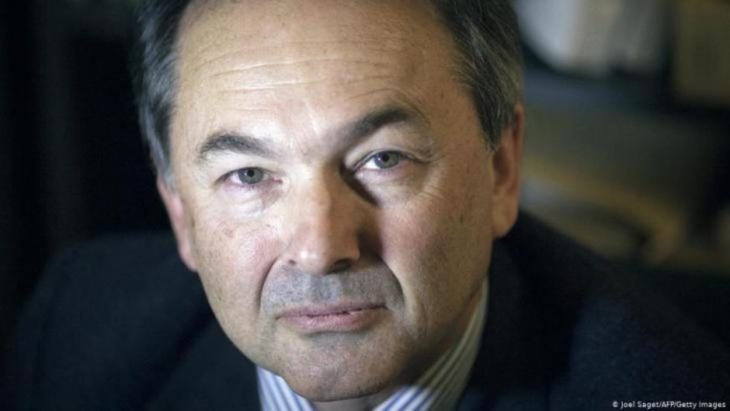 French Islam and political scholar Gilles Kepel (photo: Joel Saget/AFP/Getty Images)