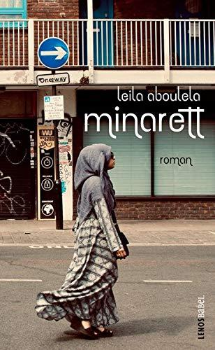 "Cover of the German edition of Leila Aboulela's ""Minaret"" (published by Lenos Babel)"