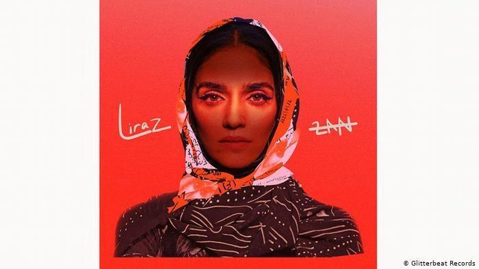 "Cover of Liraz Charhi's album ""Zan"""