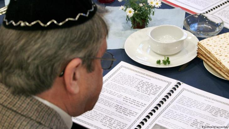 Jewish feast of Passover (photo: picture-alliance/dpa)
