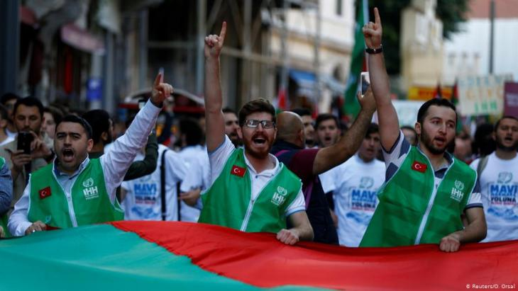 """Conditions for real rapprochement: """"Israel expects Turkey to stop supporting Hamas and Erdogan to stop making hostile statements about Israel,"""" says Israeli political scientist Hay Eytan Cohen Janarcak of the Jerusalem Institute for Strategy and Security"""