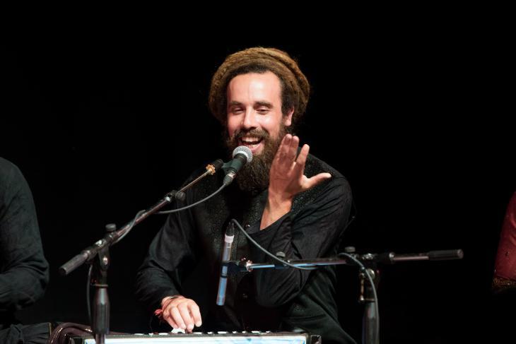 Canadian Tahir Faridi Qawwal (photo: Tahir Faridi Qawwal)