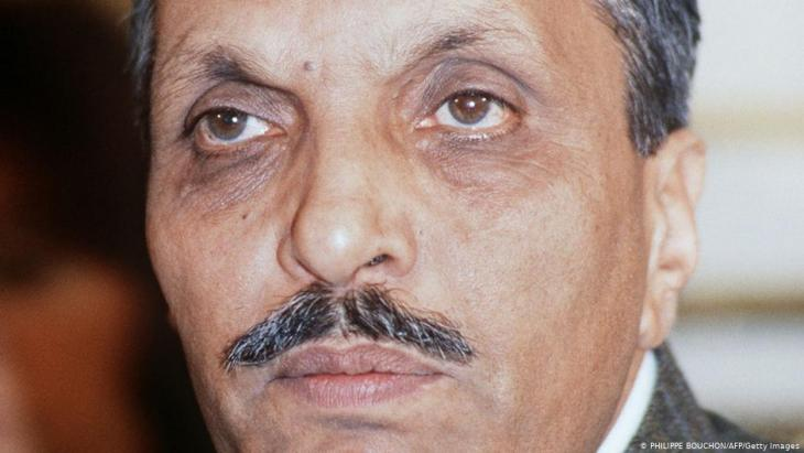 Pakistan's military ruler from 1977-1988: General Mohammed Zia-ul-Haq (AFP/Getty Images)