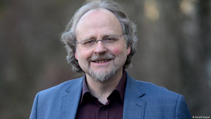 Professor Heiner Bielefeldt (photo: Harald Sippel)