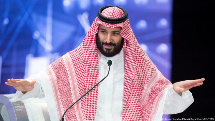 Crown Prince Mohammed bin Salman, Saudi Arabia (photo: Banadar Alghaloud/Saudi Royal Court/Reuters)