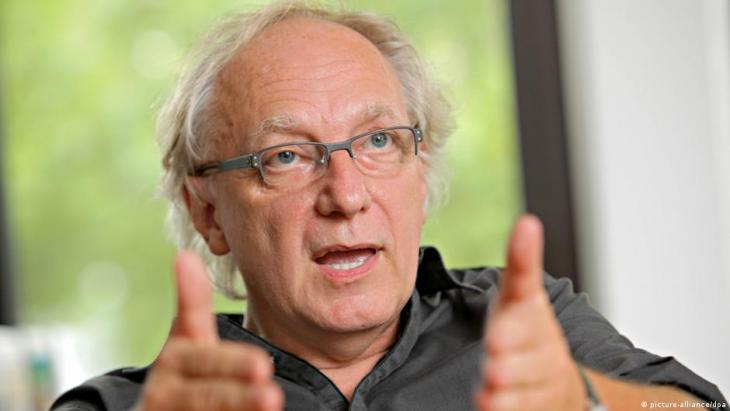 Political scientist Claus Leggewie (photo: picture-alliance/dpa)